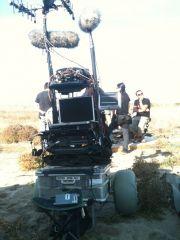 Fontrodona mini beach cart