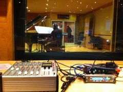 Zartuela Recording. Madrid