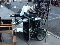 PSC sound cart