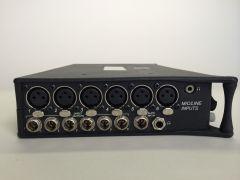 664 input panel