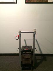 zuca cart rear view