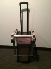 folding zuca cart