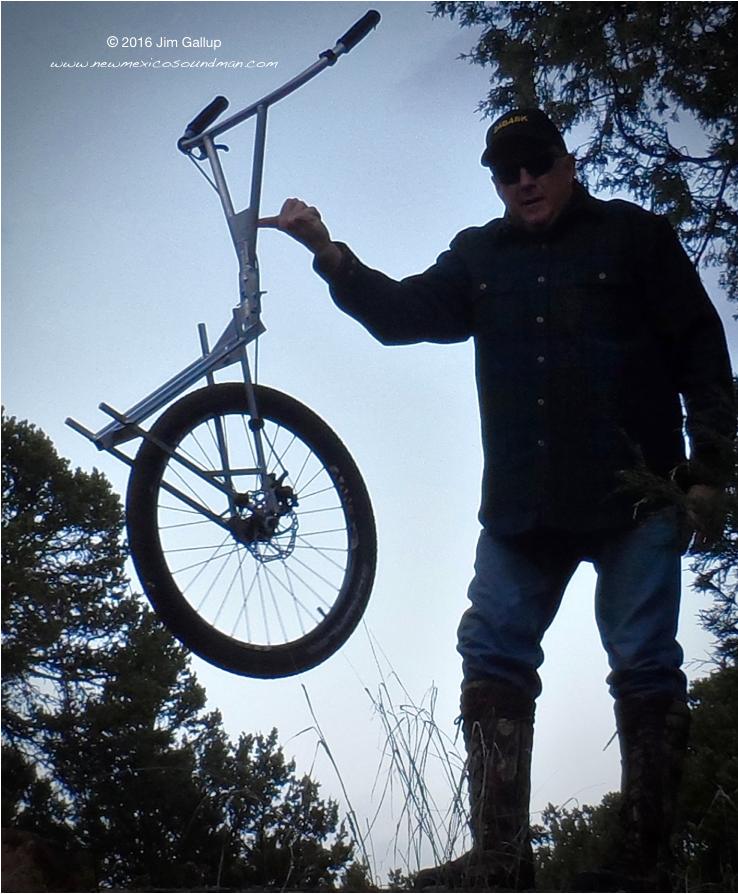 Packwheel® / Honeybadgerwheel®: 'Off-road' all-terrain, One